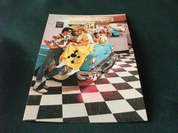 PIN UP GIOVANI DONNE AUTO CAR 45 WEST SECOND ST. RENO NEVADA 89501 EDDIE'S FABULOUS 50'S - Pin-Ups