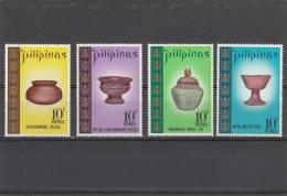 Filipinas Nº 886 Al 889 - Filipinas