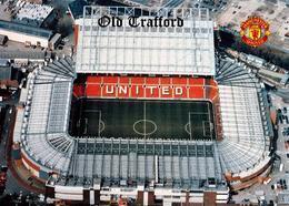 England Old Trafford Stadium Manchester United New Postcard Stadion AK - Fussball