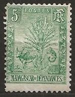 Madagascar N° 66 - Madagascar (1889-1960)