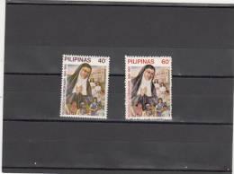 Filipinas Nº 1355 Al 1356 - Filipinas
