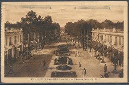 CPA [44] - LA BAULE Sur MER - L'Avenue Pavie - France