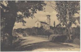CPA Dept 83 SAINT RAPHAEL VALESCURE - Saint-Raphaël
