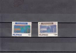 Filipinas Nº 1366 Al 1367 - Filipinas