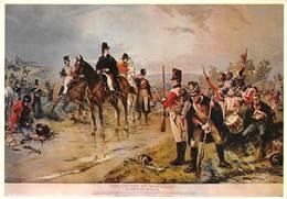 Wellington Peinture Hillingford Musée Crauwels Waterloo Braine L'Alleud Napoléon - Waterloo