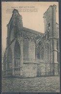 CPA [76] - Eglise Du Mont Notre Dame - Poste Aux Armees - France