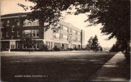 Maxon School Plainfield New Jersey 1944 - Schools