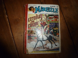 Année 1954  (N°  41- 42 - 43- 44 - 45 - 46 - 47 - 48 - 49 - 50)     MIREILLE Le Magazine Illustré De La Fillette Moderne - Lots De Plusieurs Livres