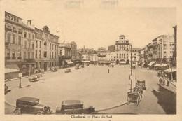 CPA - Belgique - Charleroi - Place Du Sud - Charleroi