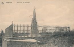 CPA - Belgique - Waterloo -Monument Des Prussiens - Waterloo