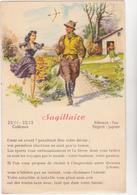 HOLZER  Ed JG  N°301/12  -   Sagittaire Zodiaque -  CPSM  9x14 BE Neuve - Altre Illustrazioni