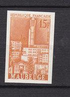 FRANCE ESSAI DE COULEUR 1153 MAUBEUGE  LUXE NEUF SANS CHARNIERE - Essais