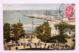 C.P.A. Couleur : UKRAINE : ODESSA : Le Parc Des Enfants, Stamp 1910 - Ukraine