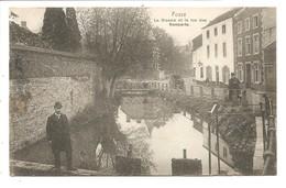 FOSSE  La Biesme Et La Rue Des Remparts - Fosses-la-Ville