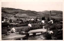 CPA - AFFREVILLE - LA GARE (cachet Militaire) - Andere Steden