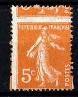 France - Timbre De 1921 Yvert 158 XX  Curiosité - Errors & Oddities