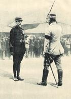 WW1 14-18 Le Capitaine Guynemer Reçoit La Croix D'officier De La Légion D' Honneur 1917 - 1914-18