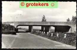 ZEVENHUIZEN (Z.H.) Viaduct 1960 Verzonden 1967 ANWB Richtingwijzer Naar Gouda-Utrecht - Pays-Bas