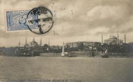 TURKEY. Card From Istambul To France, 29/12/1920. Postal History. - 1858-1921 Imperio Otomano