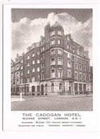 UK-3198   LONDON : Sloane Street - The Cadogan Hotel - London