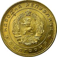 Monnaie, Bulgarie, 5 Stotinki, 1962, SUP, Laiton, KM:61 - Bulgarie