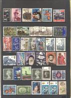 GB - Regno Unito - GREAT BRITAIN - UK - Lotto - Accumulo - Vrac - 336 Francobolli - Usati - Francobolli