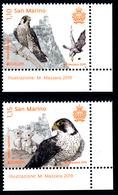 "SAN MARINO EUROPA 2019 ""National Birds"" Set Of 2v** - 2019"