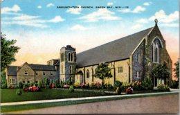 Wisconsin Green Bay Annunciation Church - Green Bay