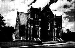 Missouri Independence Stone Church - Independence