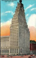 New York City The Paramount Building - New York City