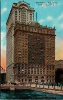 New York City The Whitehall Building - New York City