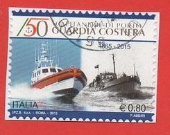 2015 (3603)  Guardia Costiera - Leggi Il Messaggio Del Venditore - 2011-...: Usati