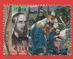 2011 (3243) Protagonisti Dell'unità D'Italia: Pisacane - Leggi Il Messaggio Del Venditore - 2011-...: Usati
