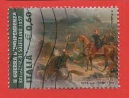 2011 (3278) Fatti D'Arme: Seconda Guerra D'indipendenza, Battaglia Di Solferino - Leggi Il Messaggio Del Venditore - 2011-...: Usati
