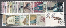 1969 - 1972  LOTE SERIES COMPLETAS.  /**/ - Sahara Español