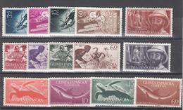 1953 - 1955 LOTE DE SERIES COMPLETAS  /*/ - Spanish Guinea