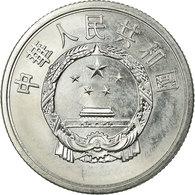 Monnaie, CHINA, PEOPLE'S REPUBLIC, 5 Fen, 1956, TTB, Aluminium, KM:3 - Chine
