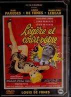 Légère Et Court-vétue - Jean Parédès / Louis De Funès - Comedy