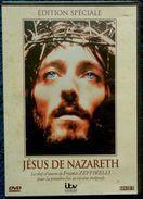 Jésus De Nazareth - De Franco Zeffirelli - Version Intégrale / 4 Parties En 2 DVD . - Histoire