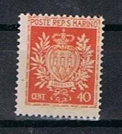 San Marino Y/T 261 (*) - Saint-Marin