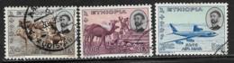 Ethiopia Scott # C94-6 Used Various Designs, 1965 - Ethiopia