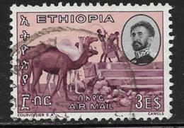 Ethiopia Scott # C95 Used Camels, 1965 - Ethiopia