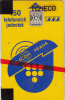 CZECHOSLOVAKIA - Telecom Praha Telecard 150 Units, Chip SC5, CN : 35457, Tirage %60000, 12/91, Mint - Tchécoslovaquie