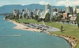 Sunset Beach And Apartments, Vancouver, British Columbia - Vancouver