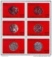 Uzbekistan 2002 Mih. 461/66 Ancient Coins MNH ** - Uzbekistan