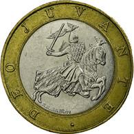 Monnaie, Monaco, Rainier III, 10 Francs, 1993, TTB, Bi-Metallic, KM:163 - Monaco