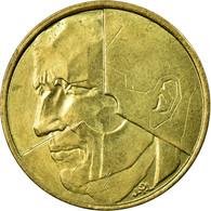 Monnaie, Belgique, 5 Francs, 5 Frank, 1986, SUP, Brass Or Aluminum-Bronze - 05. 5 Francs