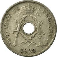 Monnaie, Belgique, 10 Centimes, 1928, TB+, Copper-nickel, KM:85.1 - 1909-1934: Albert I