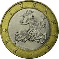 Monnaie, Monaco, Rainier III, 10 Francs, 1993, SUP, Bi-Metallic, KM:163 - Monaco