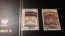 1972 Venetian Art - Ajman